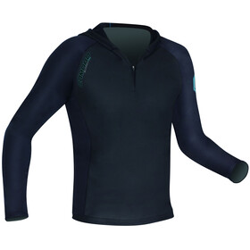 Camaro Blacktec - Camiseta de manga larga Hombre - azul/negro